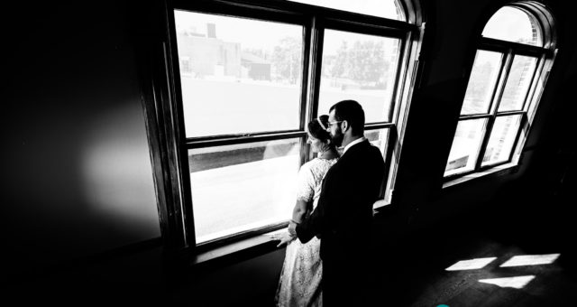 Brandon & Marlene Wedding: Huber Opera House & Civic Center, Hicksville Ohio.