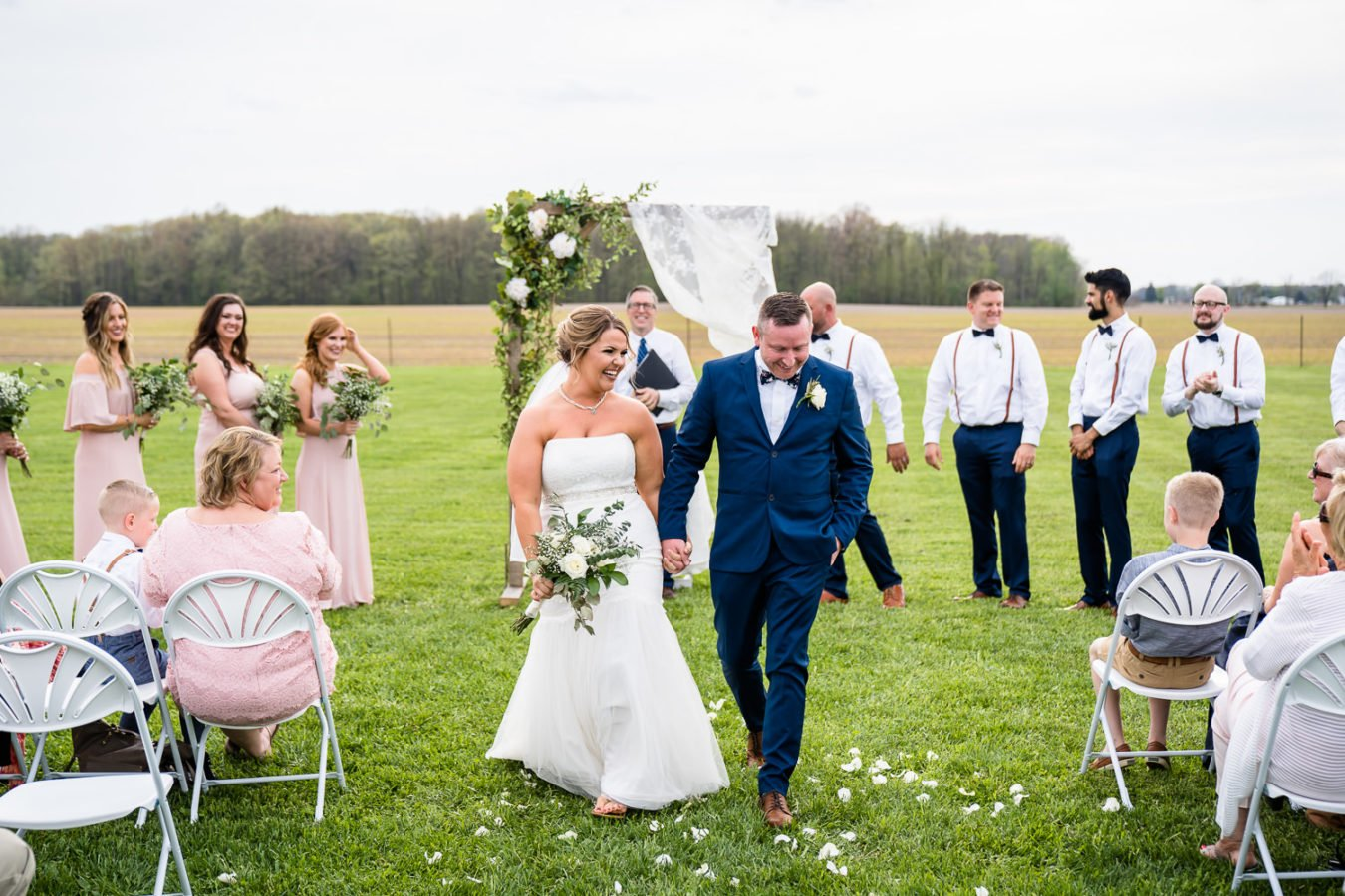 Northwest Ohio Wedding Photographers